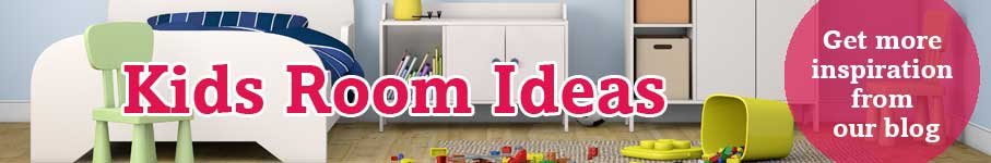View our inspirational ideas for your kids room
