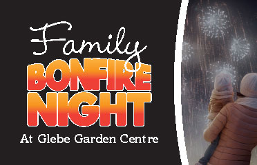 Join us on the 4th December 2017 for the Glebe Family Bonfirm Night