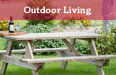 View our amazing range of wooden garden furniture