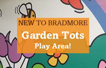 Visit our new Garden Tots play area at our Bradmore Garden Centre