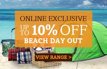 Save Up To 10% Off Beach Day Out - Online Exclusive Deal