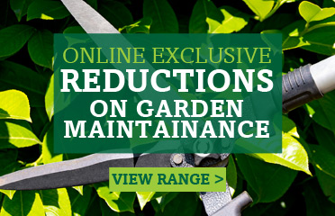 Save 10% Off Selected Garden Maintenance Products, Online Exclusive - 1 Week Only