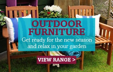 Explore our Outdoor Living Furniture range