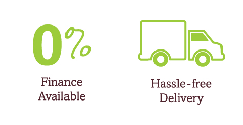 Get hassle free deliver with our Cotswold Collection