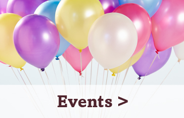 Events at our Garden Centres