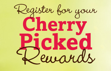 Register your Cherry Picked reward card online today