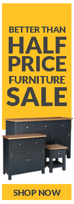 Better Than Half Price Furniture Sale