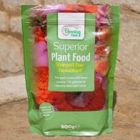 See more information about the Blooming Fast Superior Soluble Fertiliser
