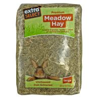 See more information about the Extra Select Meadow Hay (18 Litre)