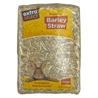 See more information about the Extra Select Premium Barley Straw (18 Litre)