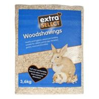 Extra Select Woodshavings (3.6kg)