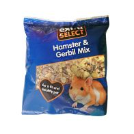 See more information about the Extra Select Hamster & Gerbil Food 750g
