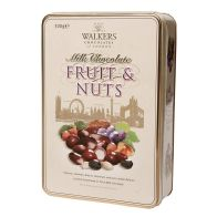 See more information about the Walkers Milk Chocolate Fruit & Nuts Assortment 300g