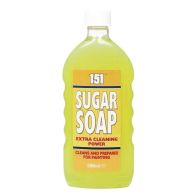 See more information about the 151 Sugar Soap 500ml