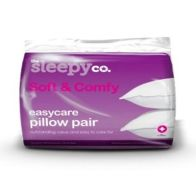 See more information about the Soft & Comfy Bed Pillow Pair