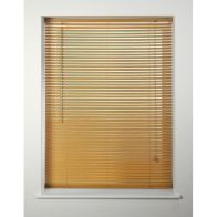 See more information about the Universal 60cm Wood Effect PVC Venetian Blind