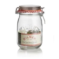 See more information about the Kilner Round Cliptop Jar 1ltr