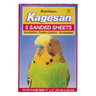 See more information about the Kagesan 5 Sanded Sheets Red