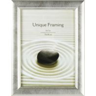 """Classic Silver Photograph Frame (7"""" x 5"""")"""