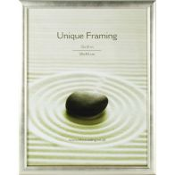"""Classic Silver Photograph Frame (16"""" x 12"""")"""