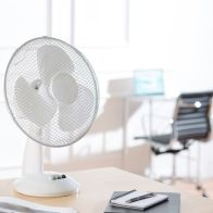 See more information about the Fine Elements 12 Inch Desk Fan (3 Speed)