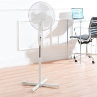 See more information about the Status 16 Inch Pedestal Fan
