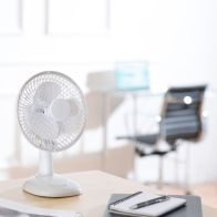 See more information about the Fine Elements 6 Inch Desk Cooling Fan