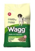 See more information about the Wagg Worker Original Dog Food (17kg)