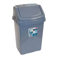 See more information about the 8L Wham Swing Bin Silver