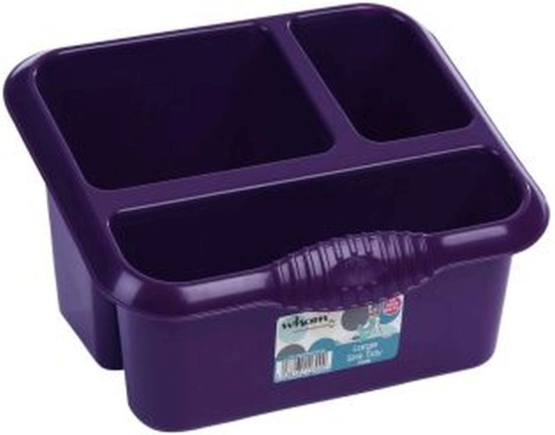 kitchen sink tidy buy sink tidy violet large at cherry 2938