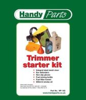 See more information about the Trimmer Starter Kit