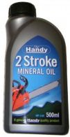See more information about the The Handy 2 Stroke Mineral Oil 500ml