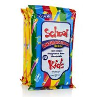 See more information about the Kids Antibacterial Wipes 4 Pack