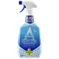 See more information about the Astonish Antibacterial Surface Cleaner (750ml)