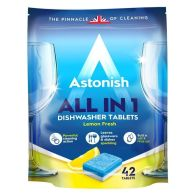 See more information about the Astonish All In 1 Dishwasher Tablets (42 Pack)