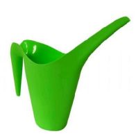 See more information about the Watering Can 1.8 Litre Capacity Gardening Can Plastic Can - Green