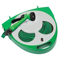 See more information about the Roll Flat Hose On Reel With Spray Gun 50 Foot (15m)