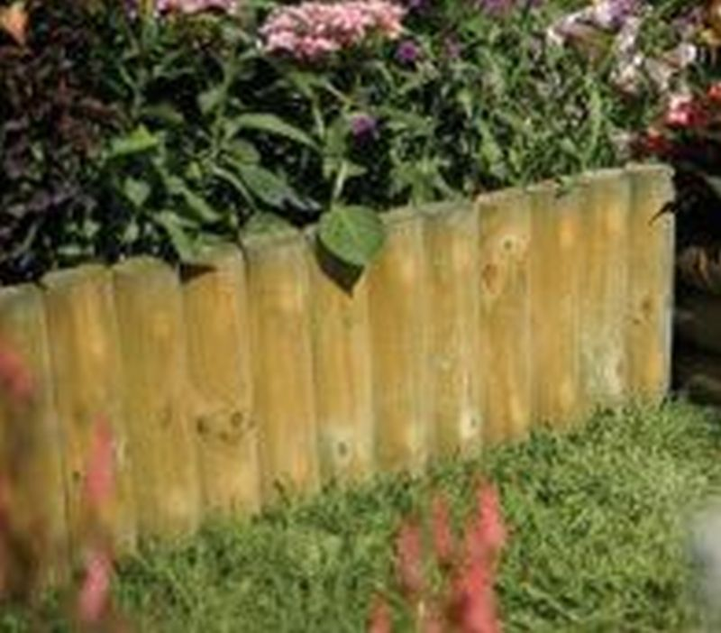 See more information about the 6'' Garden Border Fence