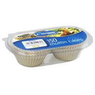 See more information about the Kingfisher Muffin Cases (Pack 150)