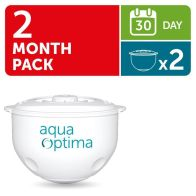 See more information about the Aqua Optima 30 Day Water Filter 2 Pack