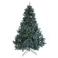 210cm (6 Foot 10 inch) Green Douglas Fir 1318 Tips Christmas Tree