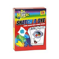 See more information about the Dr Magic Snatch A Dye Colour Sheets