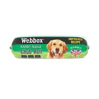 See more information about the Webbox Chub Roll Rabbit Flavour 800g