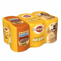 See more information about the Pedigree Mixed Selection In Jelly Dog Food 6 Pack