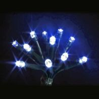 See more information about the 240 LED White Indoor Animated Chasing Fairy Lights Mains 16m