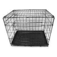 See more information about the Happy Pet Portable Pet Cage (77cm)