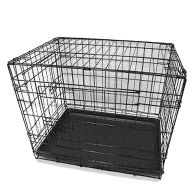See more information about the Happy Pet Portable Pet Cage (92cm)