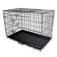 See more information about the Happy Pet Portable Pet Cage (107cm)