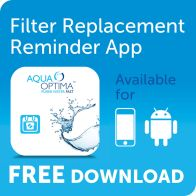 Aqua Optima Evolve 30 Day Water Filter 3 Pack (2+1 FREE)
