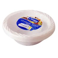 See more information about the Kingfisher Small Plastic Bowls (Pack 15)